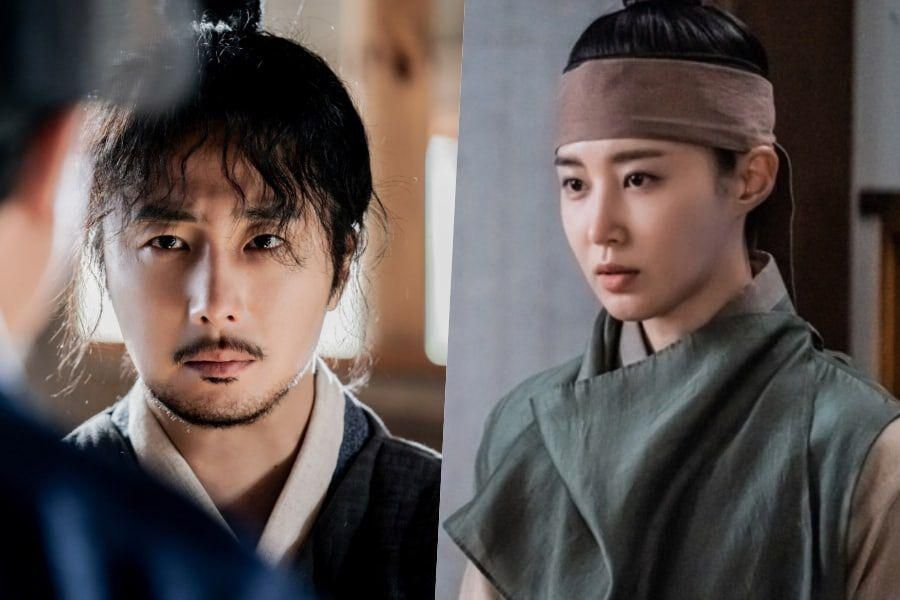 """Yuri Sets Out To Save Jung Il Woo From Prison In """"Bossam: Steal The Fate"""""""