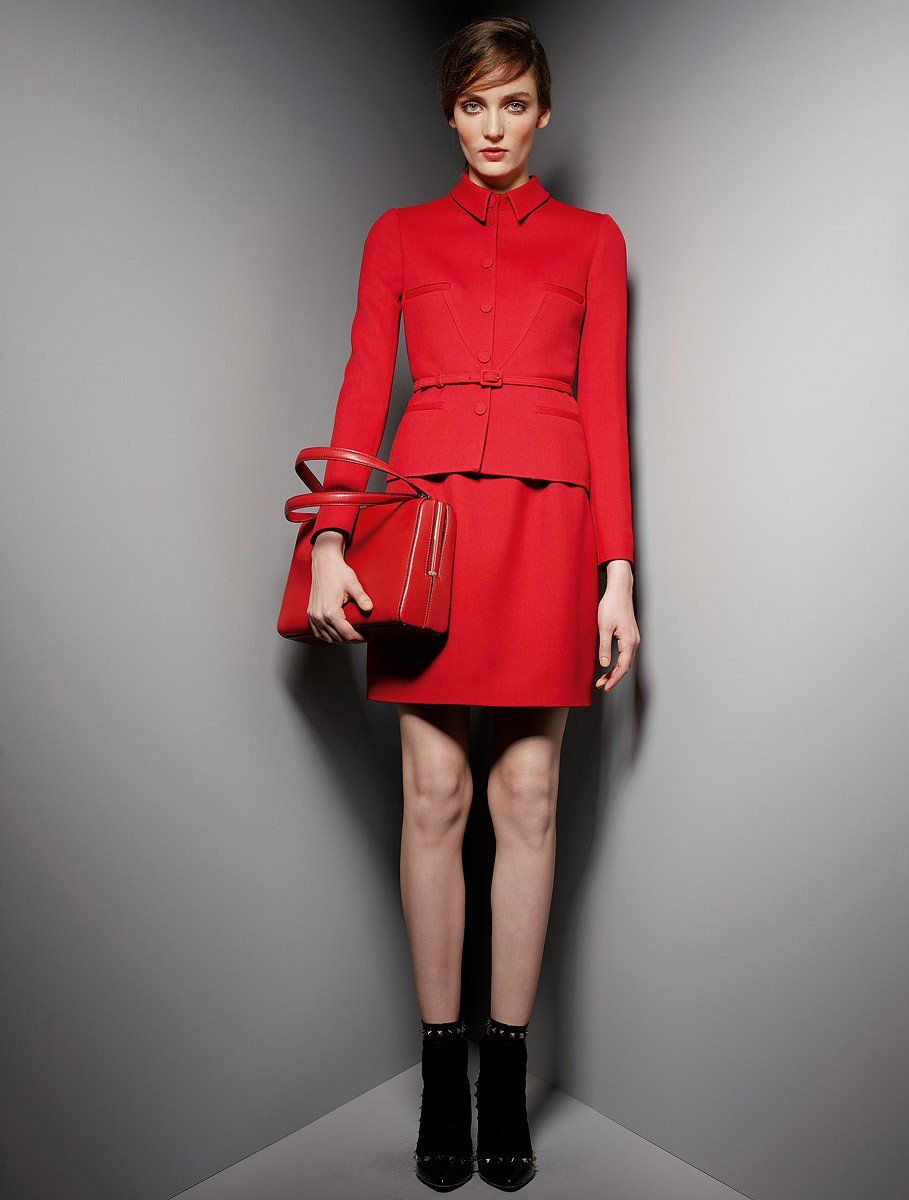 explore valentino red red suit and more - Cast Of Petes Christmas