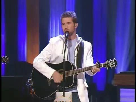 Josh Turner....There's a Long Black Train.  Tender deep awesome voice.
