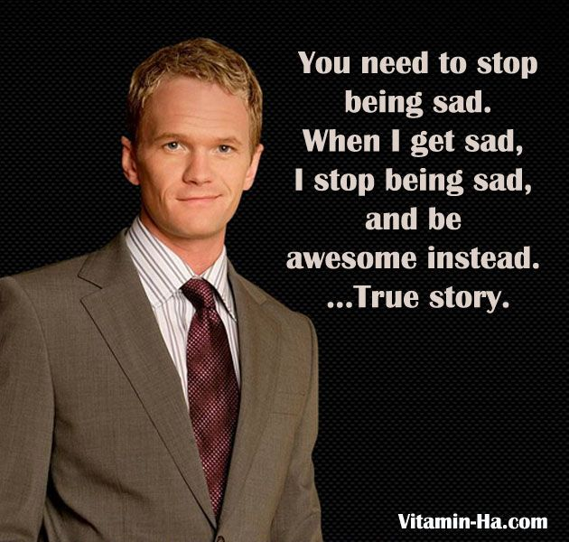 Top Ten Barney Stinson Quotes So Suit Up Quotes Barney Stinson