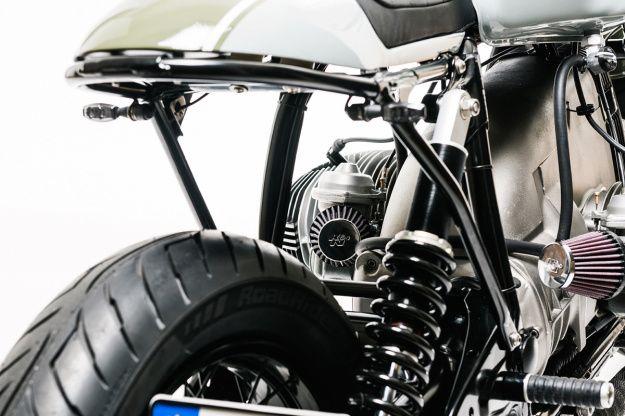Clean Maschine: Urban Motor's rakish R80 | Bmw, Motor