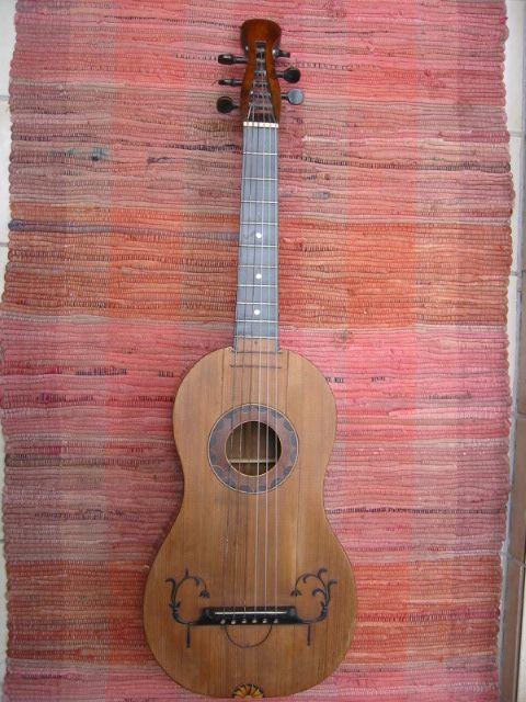 1812 Weber Instruments Guitar Acoustic Guitar