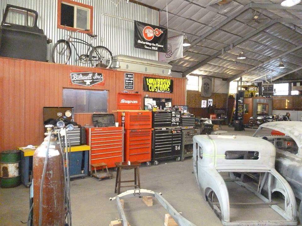 Cool Garage Cool Garages Garage Shop Garage Plans