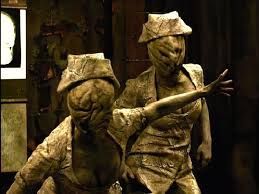 silent hill movie monsters