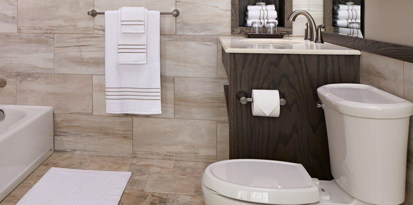 The American Standard C Series Bathroom Accessories Are Designed
