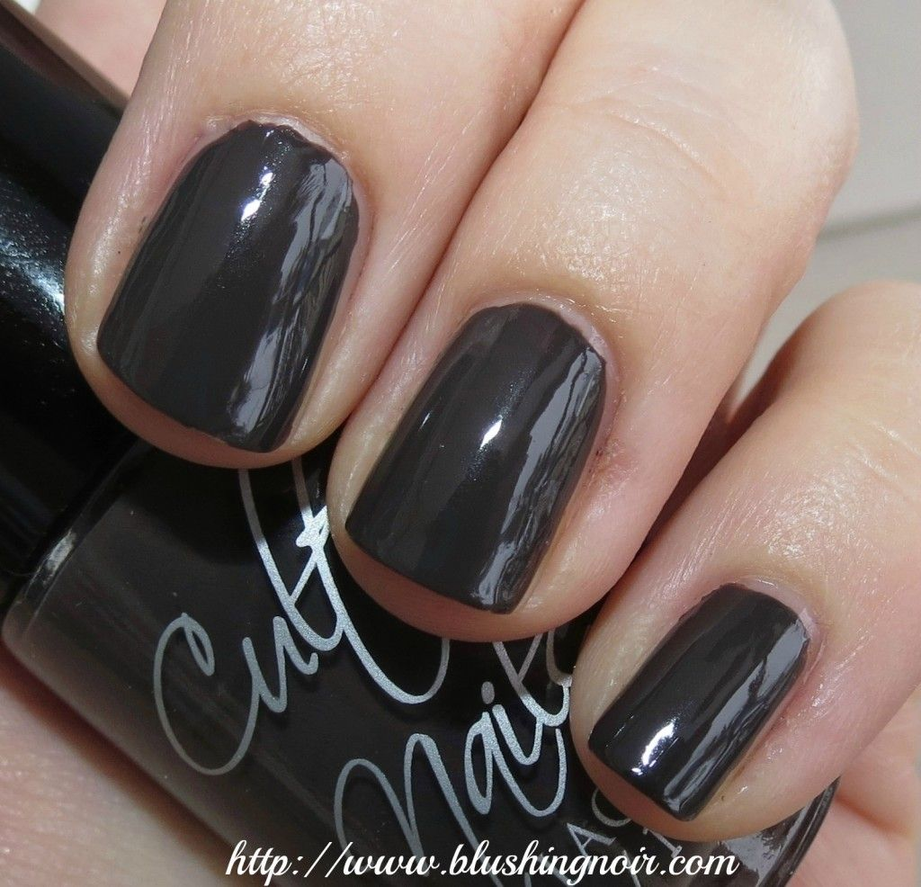 Cult Nails Ms. Conduct Nail Polish - Midnight Mist Collection #joinTHEcult #nailpolish #cultnails #swatches #bbloggers #makeupwars