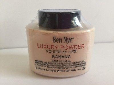 #Popular - Ben Nye Banana Luxury Powder 1.5 oz Bottle Face Makeup Kim Kardashian Authentic  http://dlvr.it/Mm8pft - http://Ebaypic.twitter.com/auKLhsnBDU