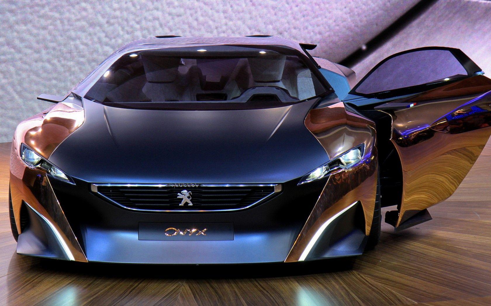 Peugeot ONYX Concept...minha Cara!