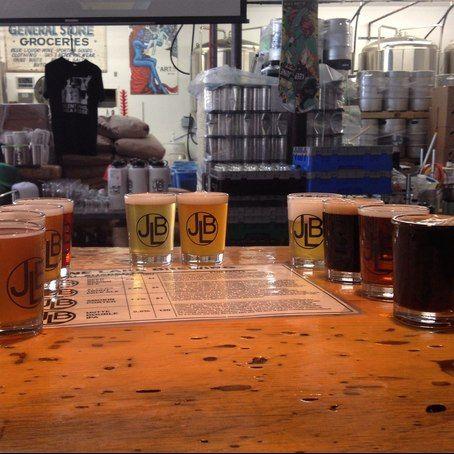 june lake brewery, a perfect day at june lake