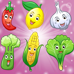 Fruits Vegetables for Toddlers APK FREEDownload Android