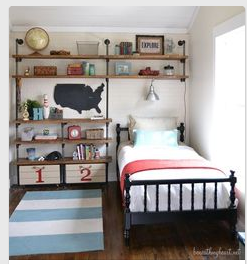 shelving finn bedroom teen boy rooms airplane room kids room rh pinterest com