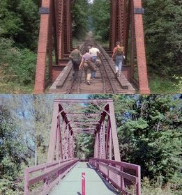 Stand By Me Stand By Me Movie Locations Side By Side Pictures