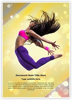 Jazz dance word document template is one of the best word document jazz dance word document template is one of the best word document templates by editabletemplates toneelgroepblik