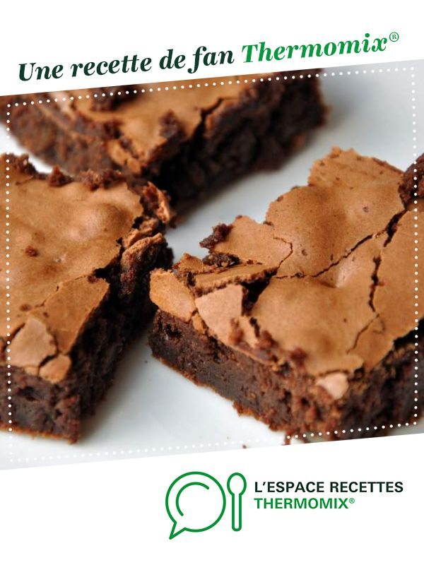 brownies au chocolat recette en 2019 thermomix. Black Bedroom Furniture Sets. Home Design Ideas