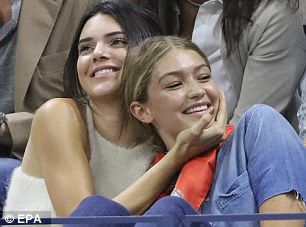 Kendall Jenner plays gooseberry to BFF Gigi Hadid and beau Joe Jonas – WhoRunTheWorld‍♀️