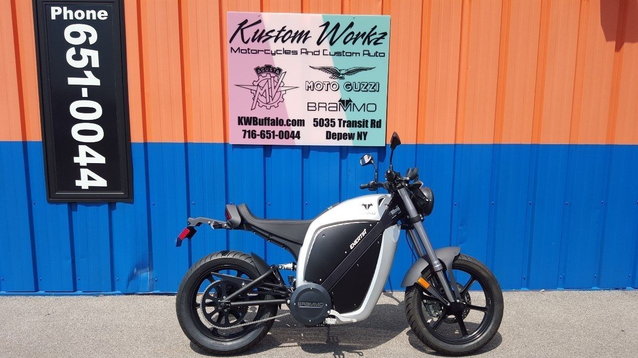 2013 Brammo Enertia Plus 5995 Cycle Trader Motorcycles For