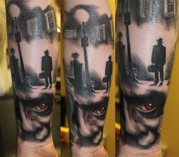 Hannibal and The Exorcist Horror Sleeve