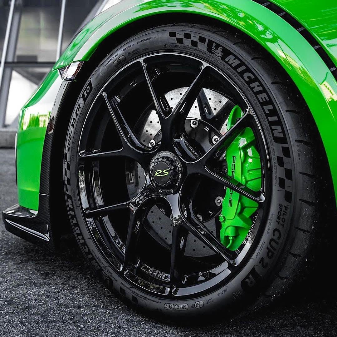 Bbs Fi R On Gt3 Rs Wheel Forged Wheels Car Wheel