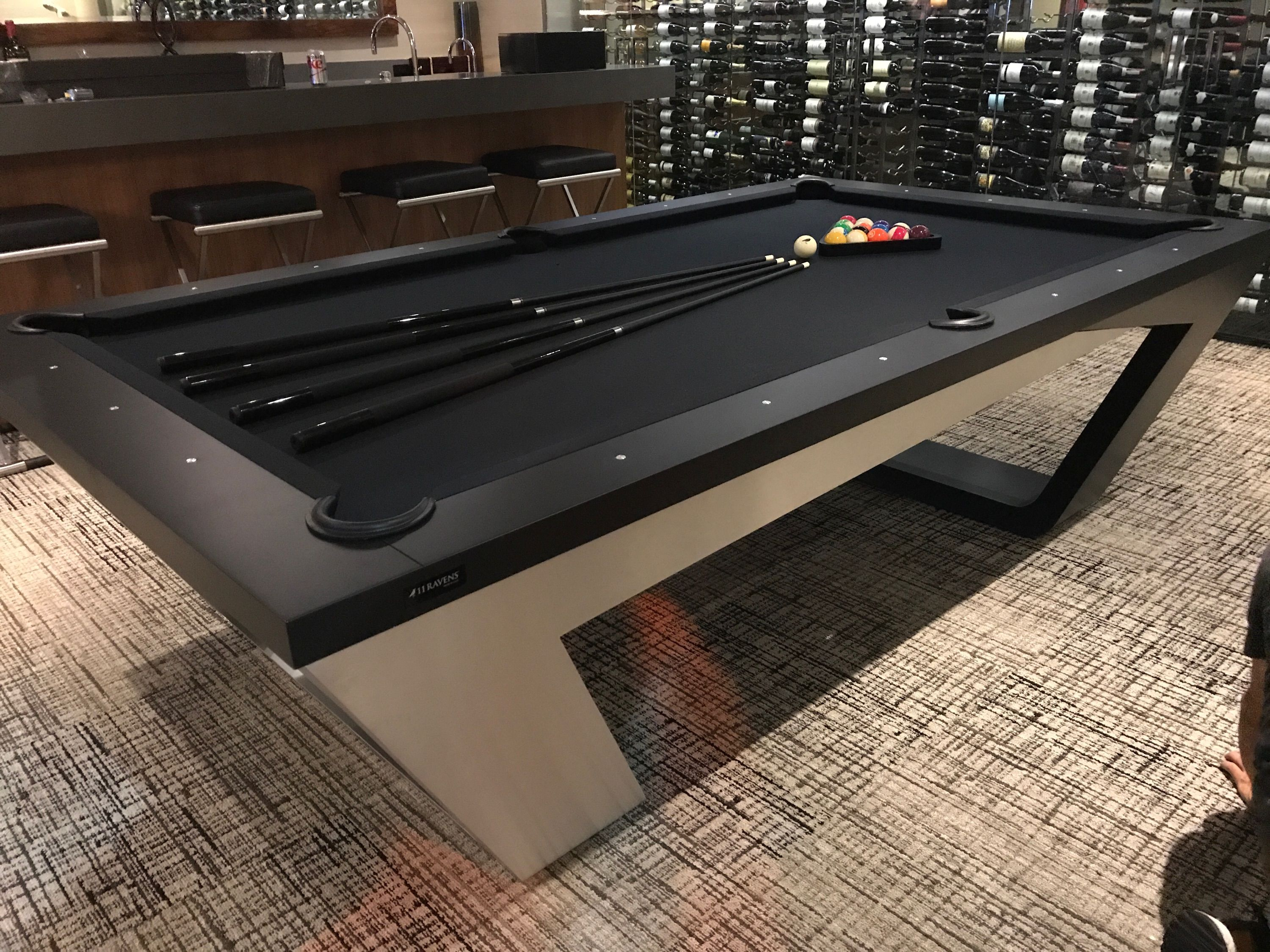 Avettore Billiards Table Luxury Modern Pool Tables The Most Exquisite Table Tennis Billiards Tables Modern Pool Table Billiards Pool Table Room