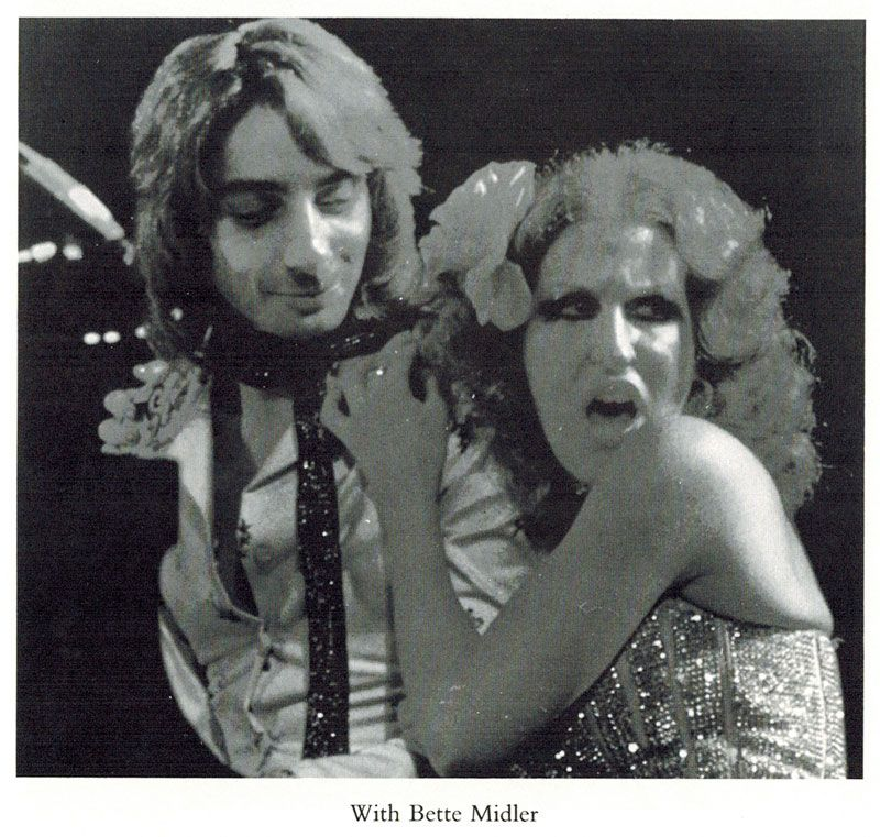 Barry Manilow And Bette Midler Bette Midler Bette Barry Manilow