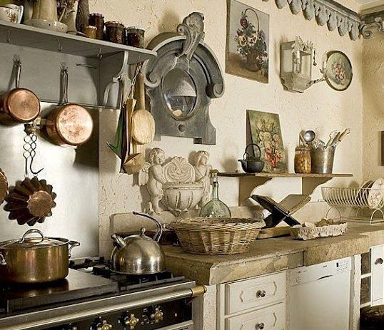 Cucine Antiche E Moderne.A And A Cucine Moderne E Antiche Cucina Da Favola Nel