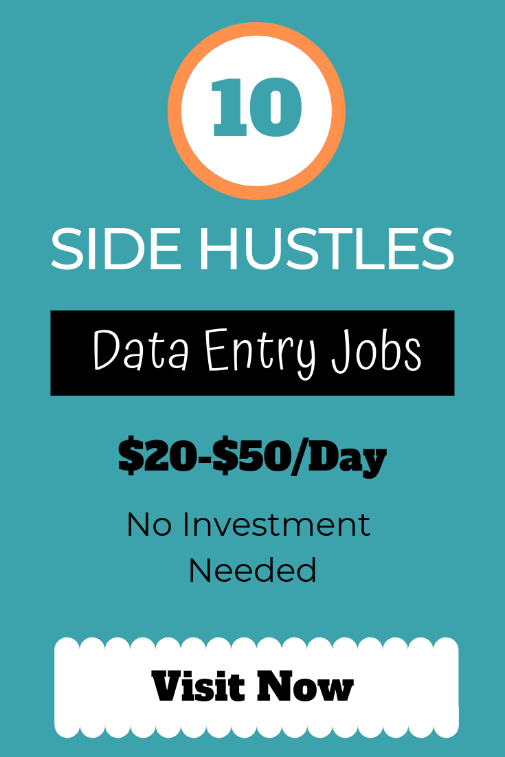 Top 10 Legitimate Online Data Entry Jobs Without Investments