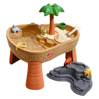 Step2 Dino Dig Sand Water Table Sand And Water Table Sand And
