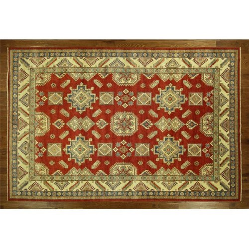 Bh Sun H6862 Traditional Palace Size 10 X 15 Ft Hand Knotted Red