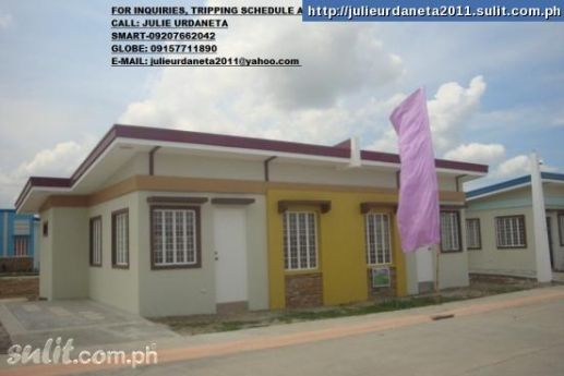FOR SALE: HOUSE AND LOT IN DASMARINAS, CAVITE LOCATION