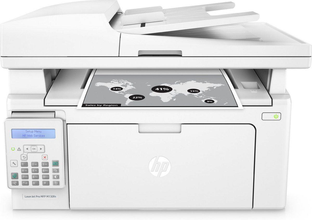 LaserJet Pro MFP M130fn Drucker »Drucken, Kopieren