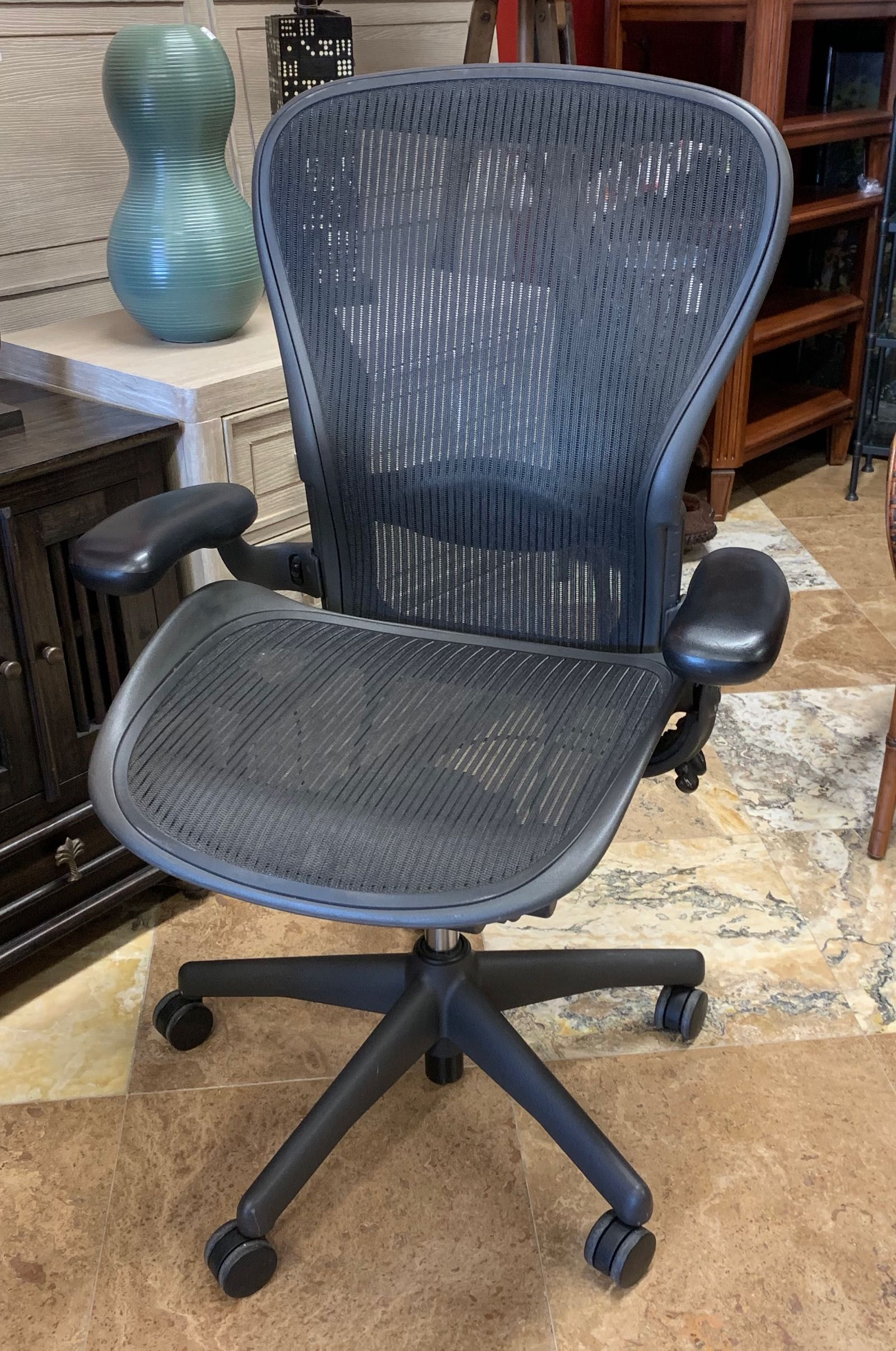 Herman Miller Aeron Chair The Best Designed And Best Selling