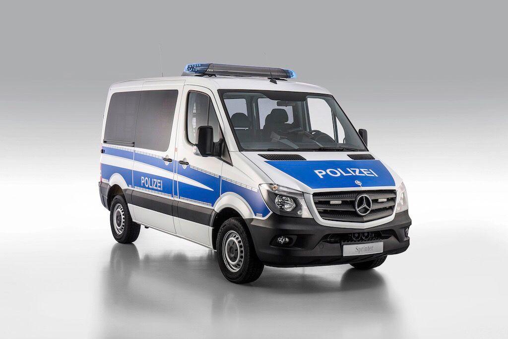 GPEC 2016: Einsatzfahrzeuge von Mercedes-Benz und smart