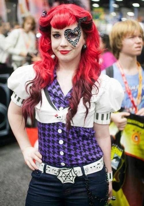 Halloween Costumes for Girls Monster High