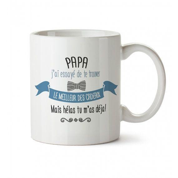 le meilleur des cadeaux mug cadeau f te des p res chocolat tasse bol anniversaire mon. Black Bedroom Furniture Sets. Home Design Ideas