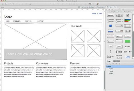 37 Best Wireframing Prototyping And Mockup Tools For Web Design And Planning Web Design Wireframe Mockup Tool