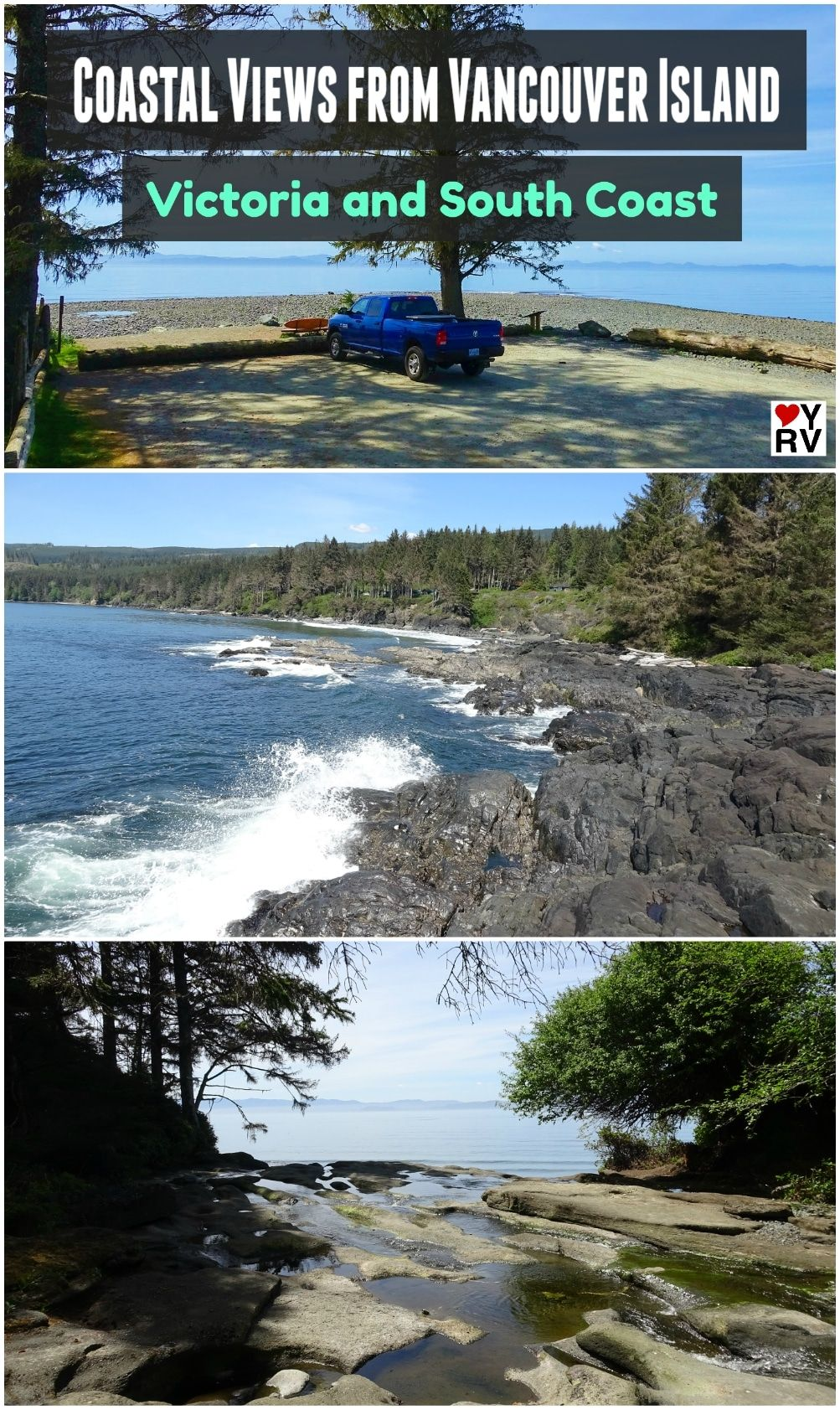 Spectacular Coastal Views From Vancouver Island Bc Victoria And South Coast Vancouver Island Canada Travel Island