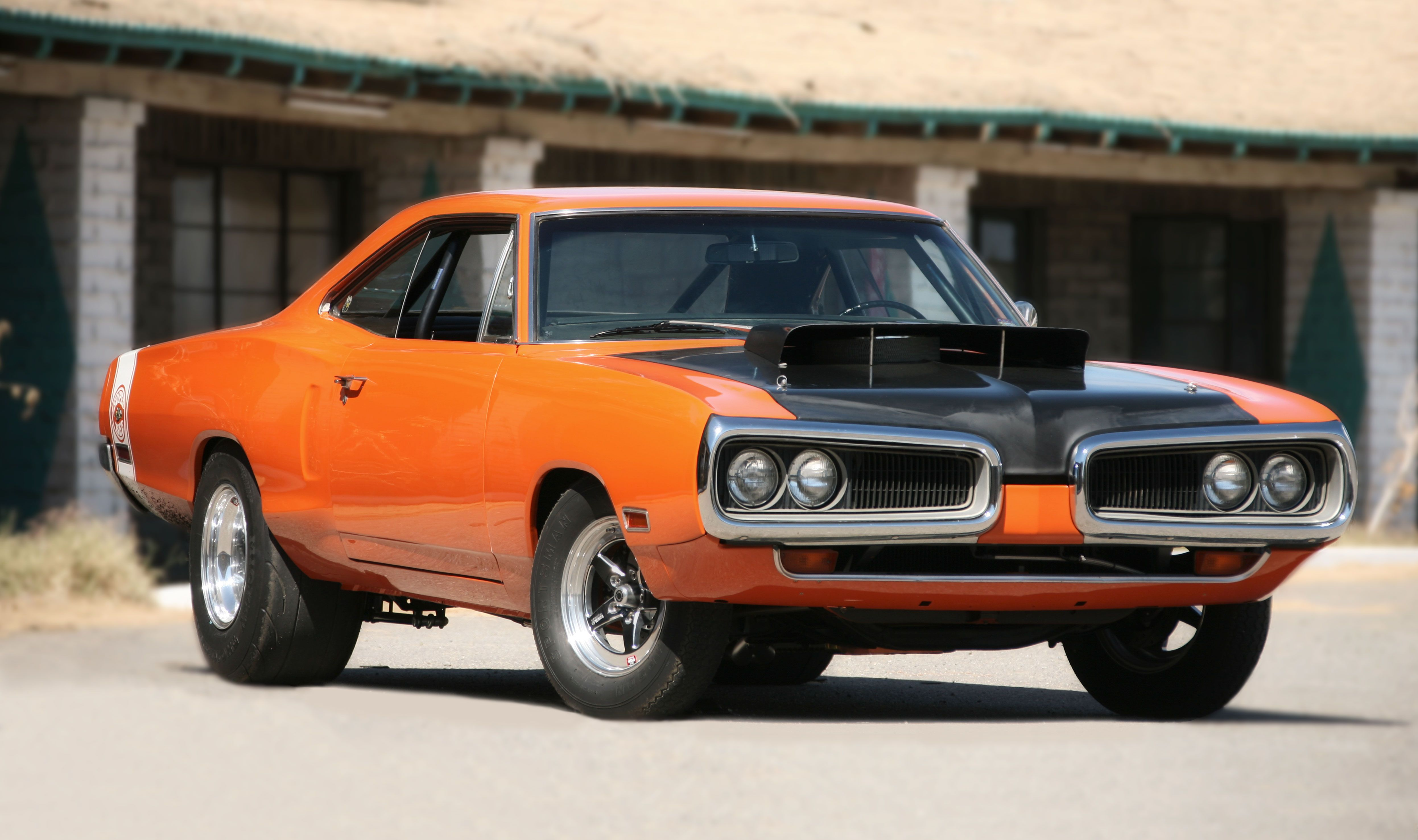 This 1970 Dodge Super Bee is Freiburger's first car