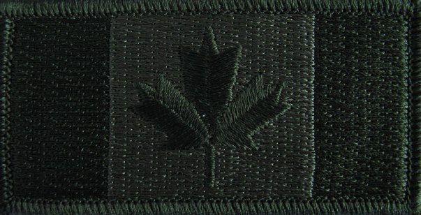 Canada Flag Patch - Annuit Cœptis - Novus Ordo Seclorum - Ordo Ad Chaos - Animos Sanctus - Libertas - De Oppresso Liber - Semper Fidelis - Semper Paratus - Source: https://www.facebook.com/photo.php?fbid=431078390301634=a.369416283134512.86960.369414146468059=3