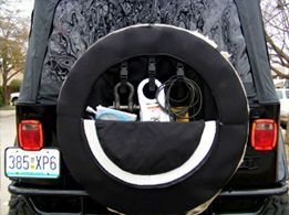 Jeep Cover Storage Jeep Tire Cover Jeep Accessories Jeep Gear