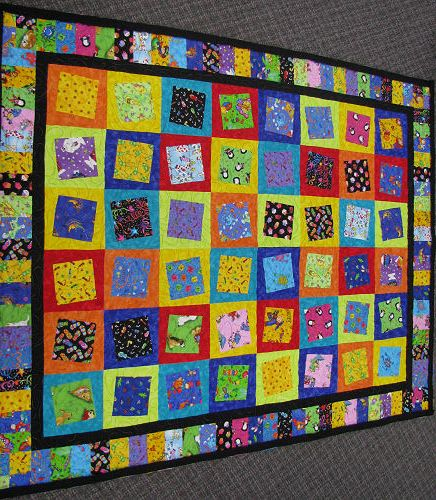 Kids Quilt Pattern | www.pixshark.com - Images Galleries ...