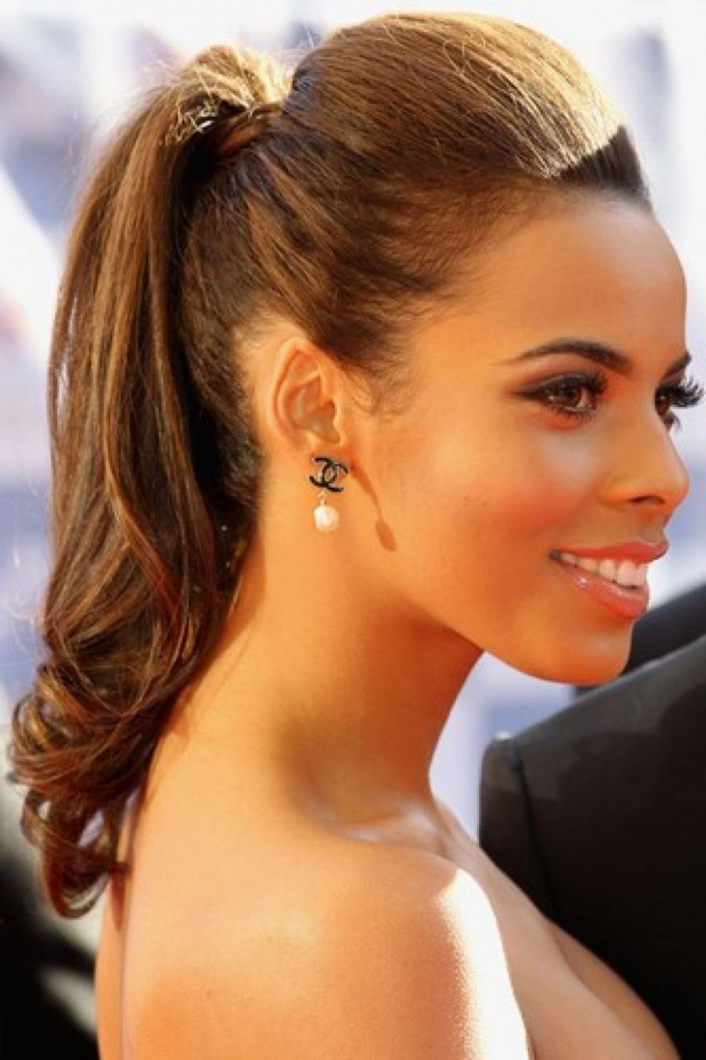 hair wedding guest shoulder length | wedding hairstyles and