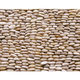 Decorative Outdoor Wall Tiles Brilliant Solistone 15Pack 4In X 12In Standing Decorative Pebbles Off Inspiration Design