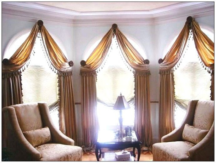 Image Detail For Arch Window Treatment Ideas Window