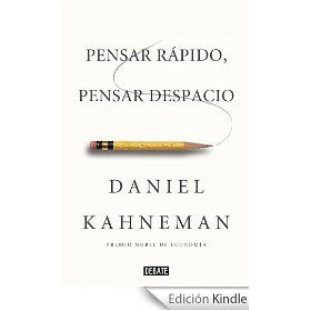Pensar Rápido Pensar Despacio Ebook Daniel Kahneman Amazon Es Tienda Kindle Pensando En Ti Libros De Autoayuda Libros