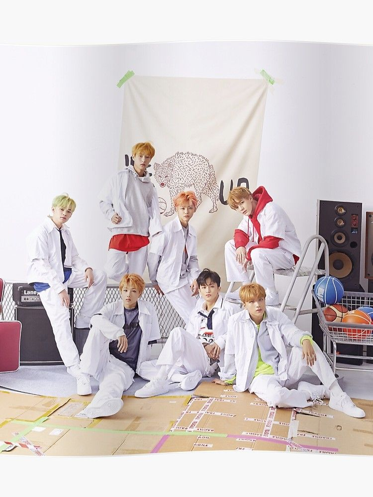 Nct Dream We Go Up Poster Nct Dream Nct Mini Albums