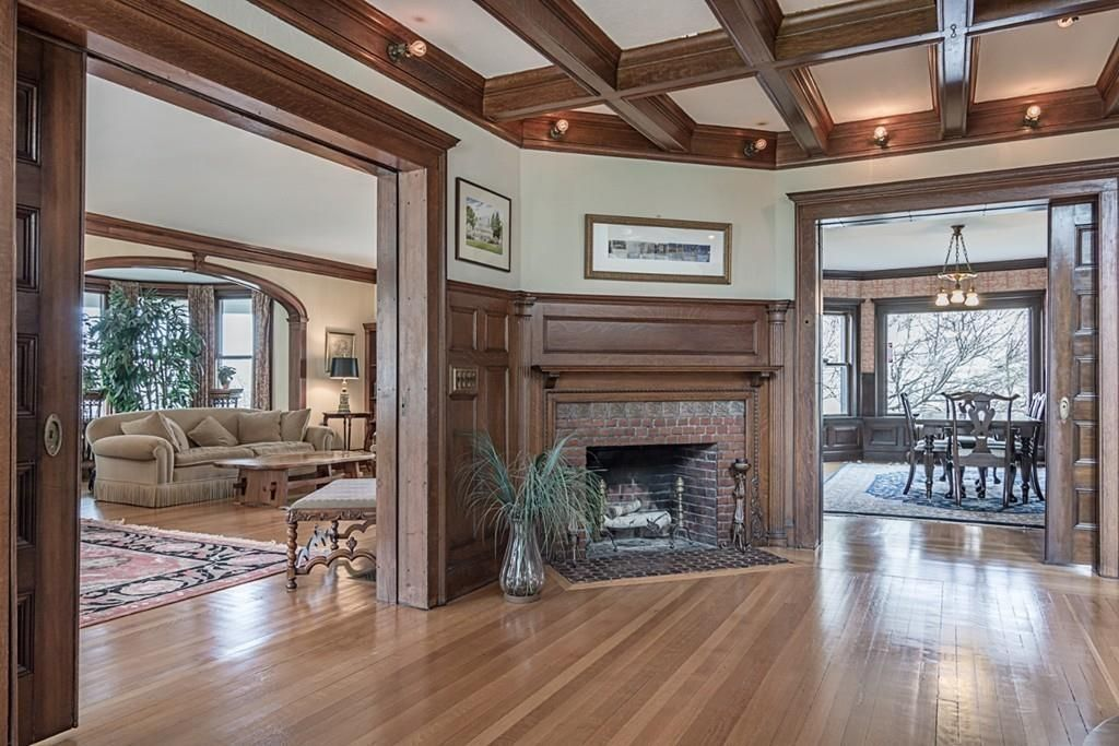 Exceptional Lexington Arts And Crafts House With Gobsmacking Veranda Drops Price  $265,000