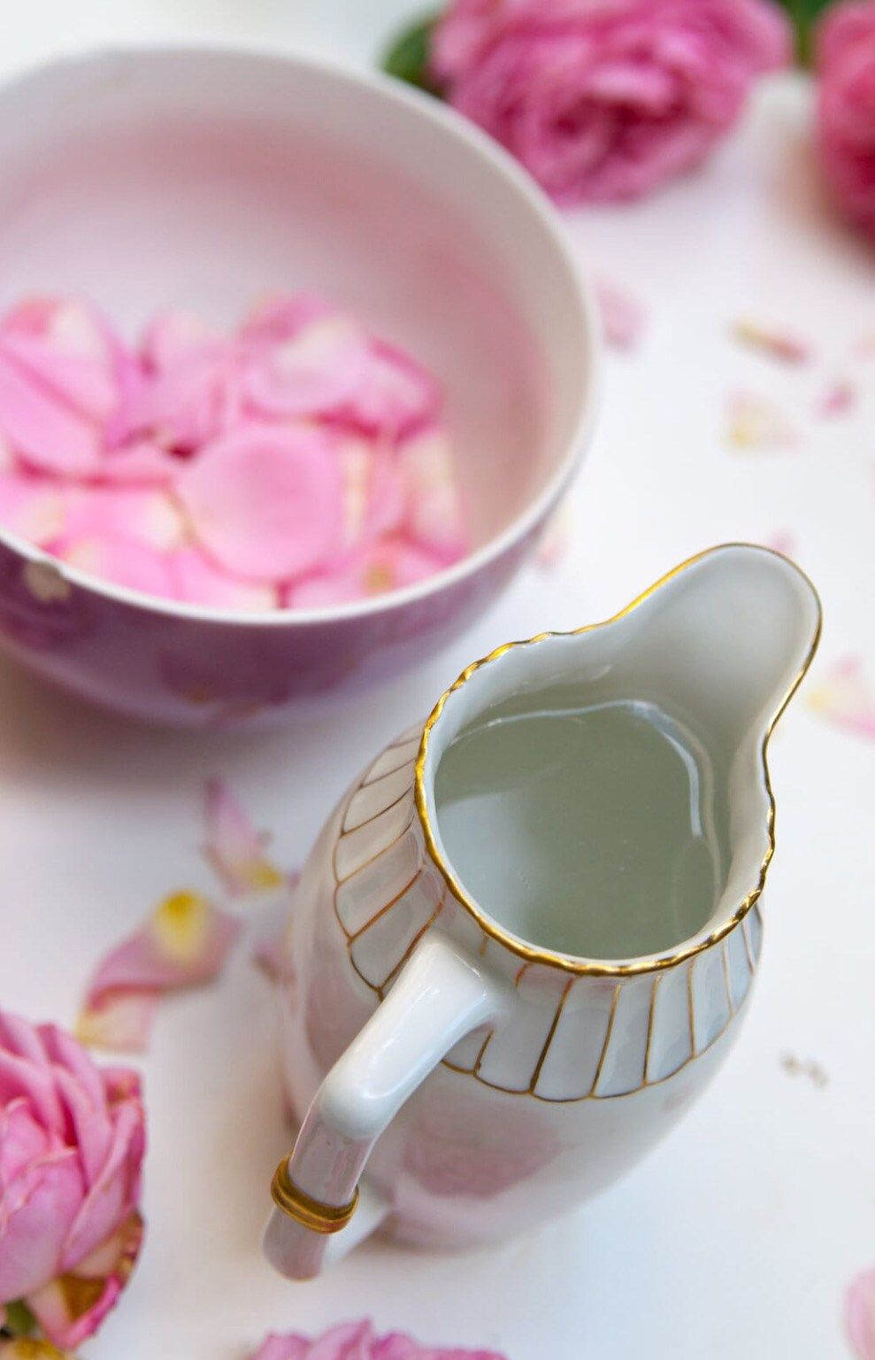 Hervorragend Rosenblüten und Wasser, Gesichtswasser | Beauty DIY's | Rosen IB55