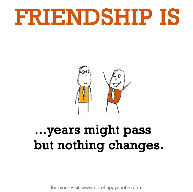 years of friendship quotes