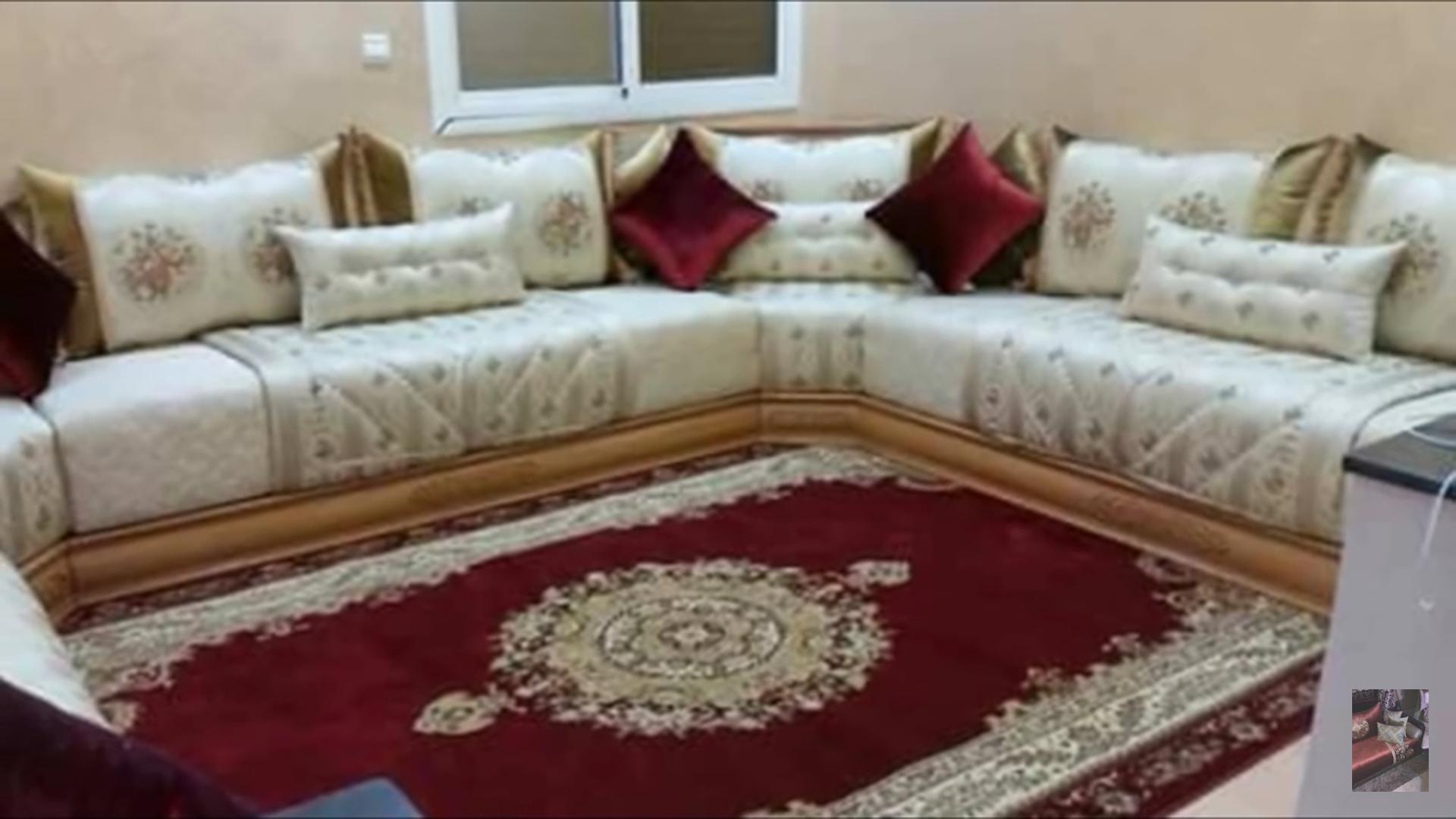 صالونات مغربية عصرية بالصور اجمل الصالونات المغربية الحديثة Sectional Couch Home Decor Furniture