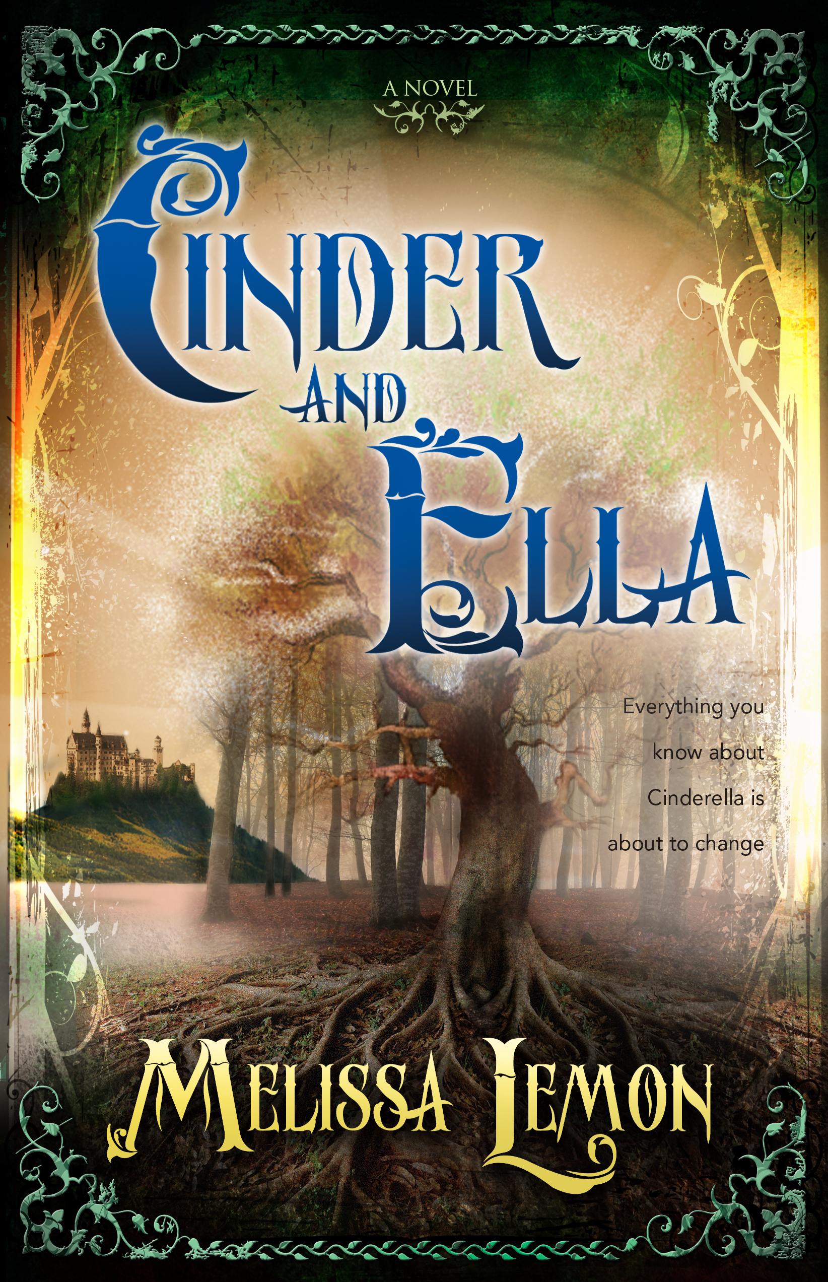 Melissa Lemon - Cinder and Ella | Books in 2019 | Books, Horror